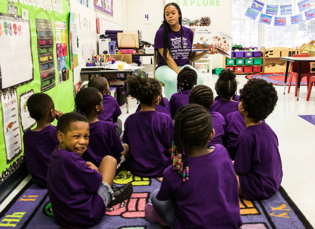 A Safe Space To Grow And Excel - School Age 5 - 12 Years Serving Lanham-Bowie & Largo, MD