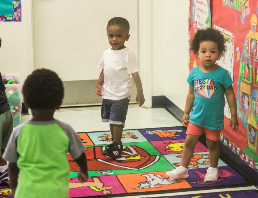 Age Appropriate Classes For Little Learners - PRE-K 4 Years Old Serving Lanham-Bowie & Largo, MD