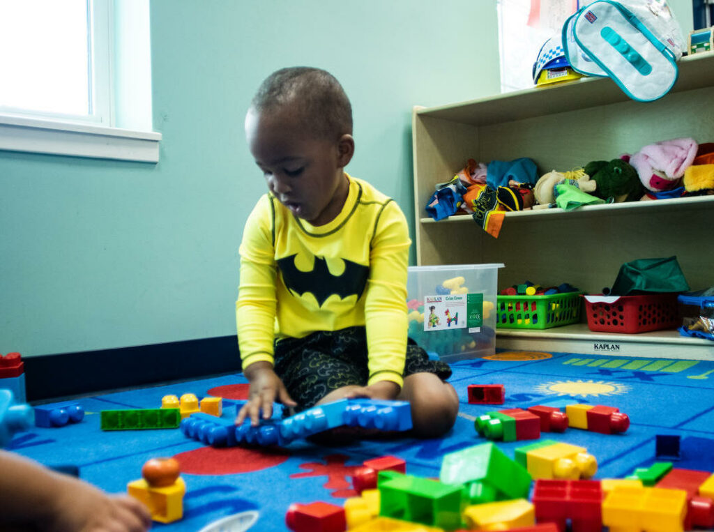 Big Bright Spaces For Daily Inspiration - Preschool 3 Years Serving Lanham-Bowie & Largo, MD