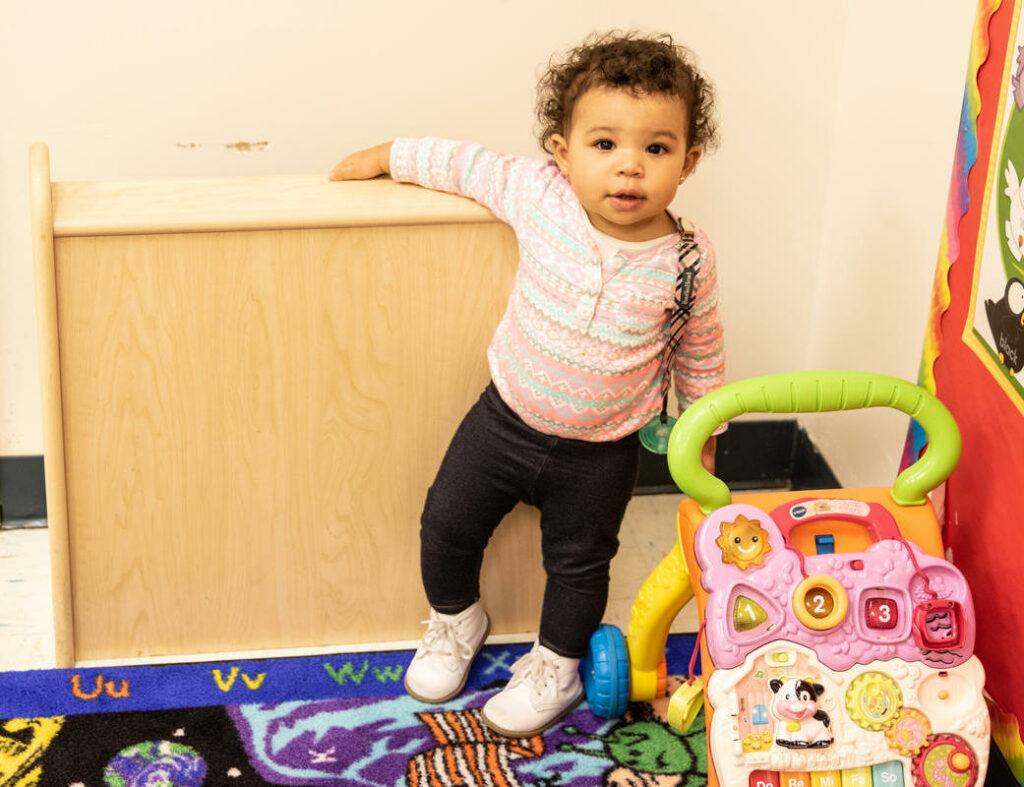 Colorful Spaces Designed for Kids - Infants 6 Weeks 17 Months Serving Lanham-Bowie & Largo, MD