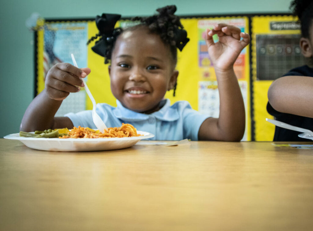 Daily Healthy Meals For Strong Minds - PRE-K 4 Years Old Serving Lanham-Bowie & Largo, MD