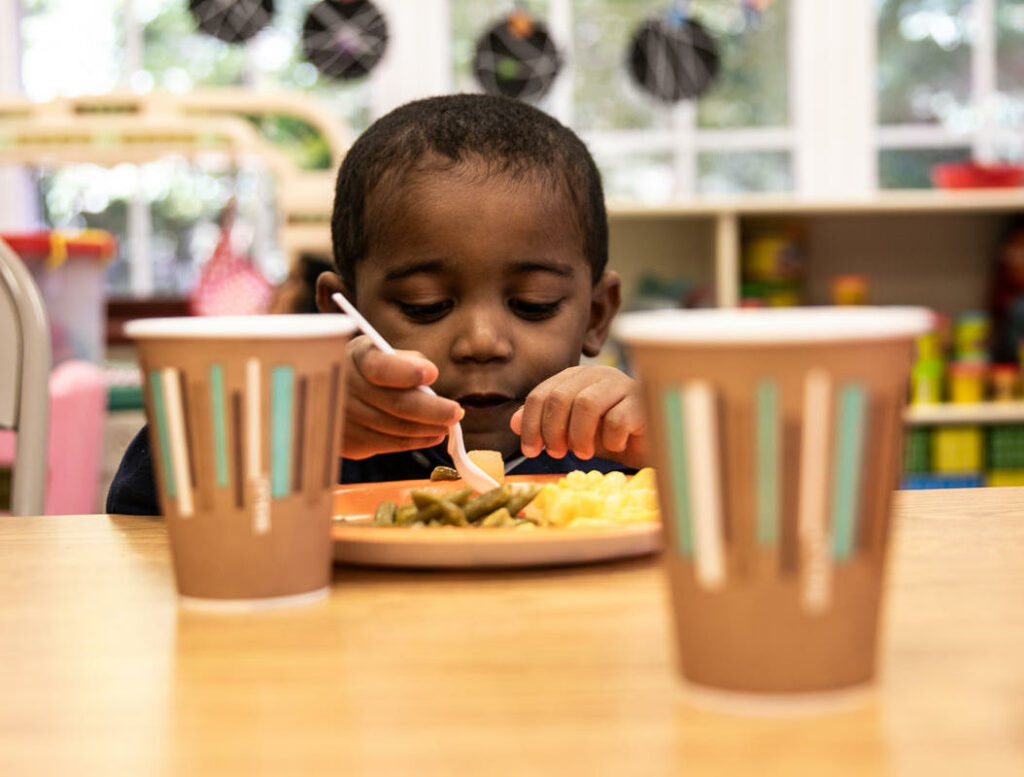 Healthy Lifestyles Start With Nutritious Meals - Preschool 3 Years Serving Lanham-Bowie & Largo, MD