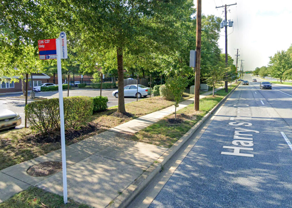 Near Central Ave. And I-495; An Easy-To-Find Destination