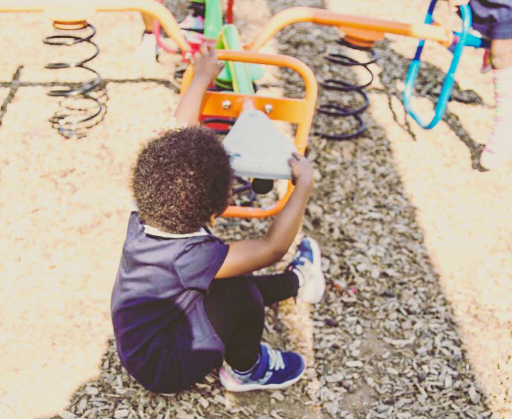 Outdoor Exploration For More Confidence - Preschool 3 Years Serving Lanham-Bowie & Largo, MD