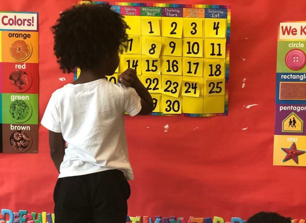 Pre Reading Skills For Easy Transitions - Preschool 3 Years Serving Lanham-Bowie & Largo, MD