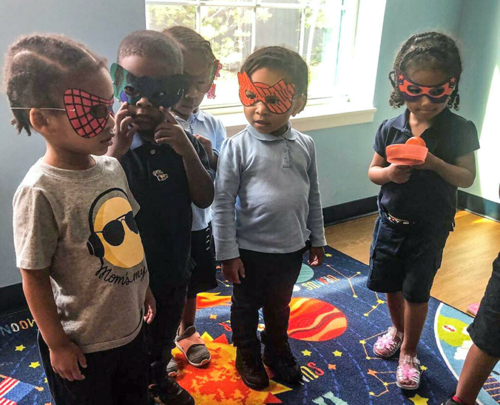 Tailored Lessons For All-Round Growth - Preschool 3 Years Serving Lanham-Bowie & Largo, MD