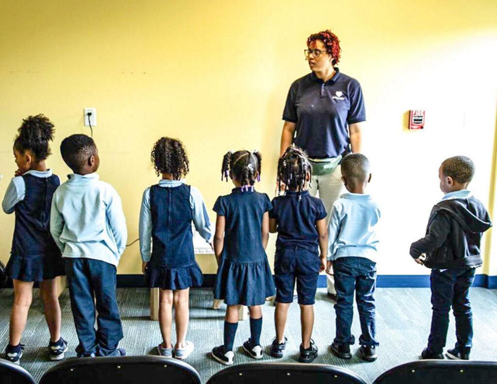 Uniforms Kickstart Your Childs Academic Career - Preschool 3 Years Serving Lanham-Bowie & Largo, MD