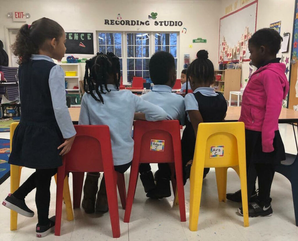 Your child daily uniform helps to promote equality - PRE-K 4 Years Old Serving Lanham-Bowie & Largo, MD